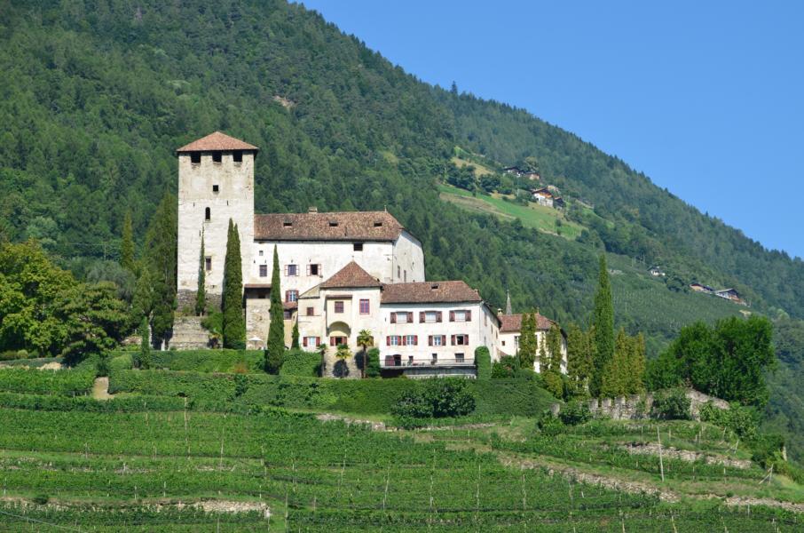 Schloss Lebenberg und unser Hof