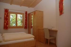 Eichmannhof Marling: Zimmer der Ferienwohnung