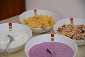 Eichmannhof: Frühstücksbuffet