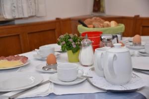 Eichmannhof: Frühstück
