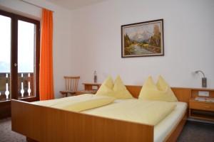 Eichmannhof - Zimmer 2: kann auch als Dreibettzimmer verwendet werden