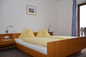 Eichmannhof - Zimmer 3: mit Balkon und herrlichem Blick