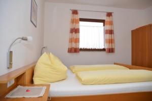 Eichmannhof - Zimmer 4: kann auch als Dreibettzimmer genutzt werden