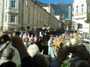 Traubenfest Meran 2016