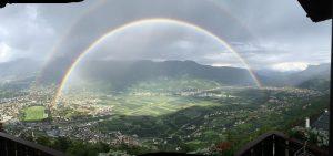 Regenbogen Juni 2016 (von Hans Eßer)